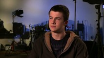Prisoners - Interview Dylan Minnette VO