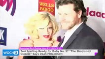 Tori Spelling Ready for Baby No. 5? ''The Shop's Not Closed,'' Says Dean McDermott