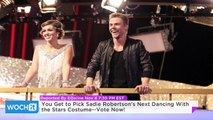 You Get to Pick Sadie Robertson's Next Dancing With the Stars Costume--Vote Now!