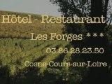 HÔTEL RESTAURANT LES FORGES à Cosne-Cours-sur-Loire dans le département de la Nièvre 58