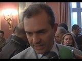 """Napoli - Bagnoli, De Magistris: """"Il Governo Renzi ha tradito la città"""" (04.11.14)"""