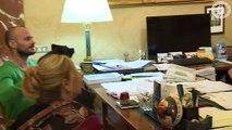 Roma - Incontro con i rappresentanti dei malati di Sla (04.11.14)