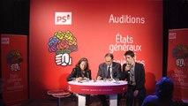 États généraux : audition de Pervenche Bérès et Renaud Thillaye