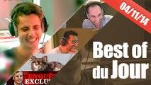 Best of vidéo Guillaume Radio 2.0 sur NRJ du 04/11/2014