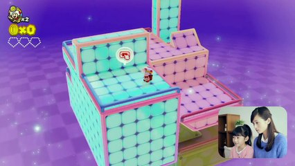 Captain Toad : Treasure Tracker - gameplay video de Captain Toad :  Treasure Tracker