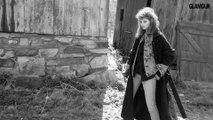 Making of : Laura Love et Giedre Dukauskaite posent dans le Glamour de décembre