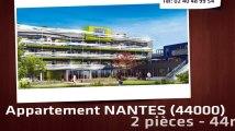 Location - Appartement - NANTES (44000)  - 45m²