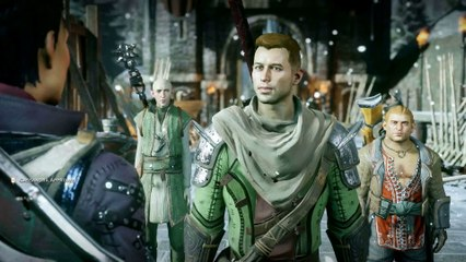 Wrong Choices Gameplay Trailer de Dragon Age : Inquisition