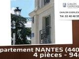 Location - Appartement - NANTES (44000)  - 94m²