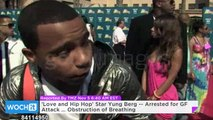 'Love and Hip Hop' Star Yung Berg -- Arrested for GF Attack ... Obstruction of Breathing