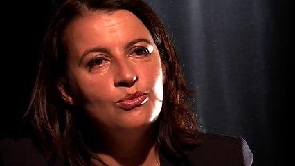 """Cécile Duflot : J'ai les épaules pour 2017"""""""