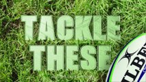 Tackle These - Stephen Larkham tackles some tough teasers on rugby