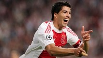 Homenaje de Luis Suárez al Ajax de Amsterdam