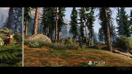 PS3 PS4 Comparison Trailer de Grand Theft Auto V