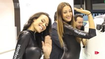 MODELS & MOTORS at EICMA 2014 Motorcycle Exibition by Fashion Channel