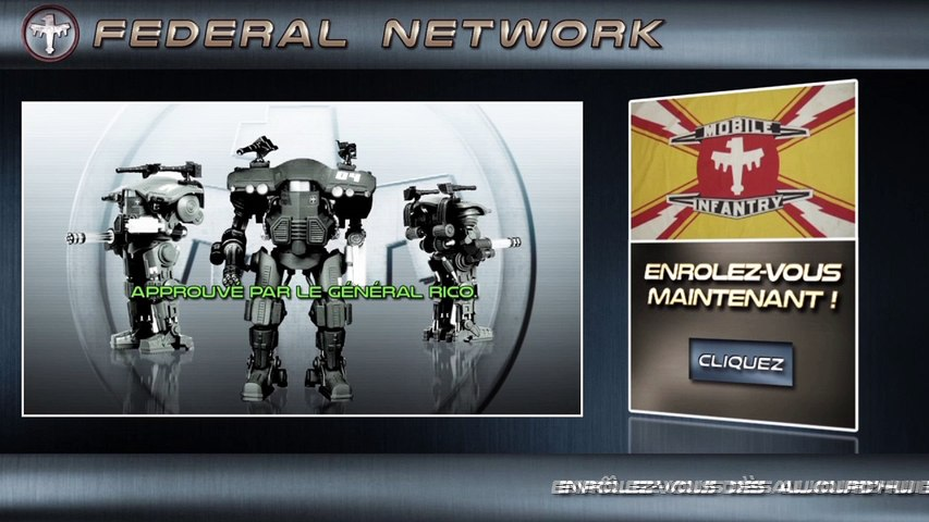 Starship Troopers 3, Opération MicroMar - MGN Studios