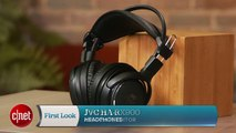 JVC's HA-RX900 headphones: Great price but not our first choice