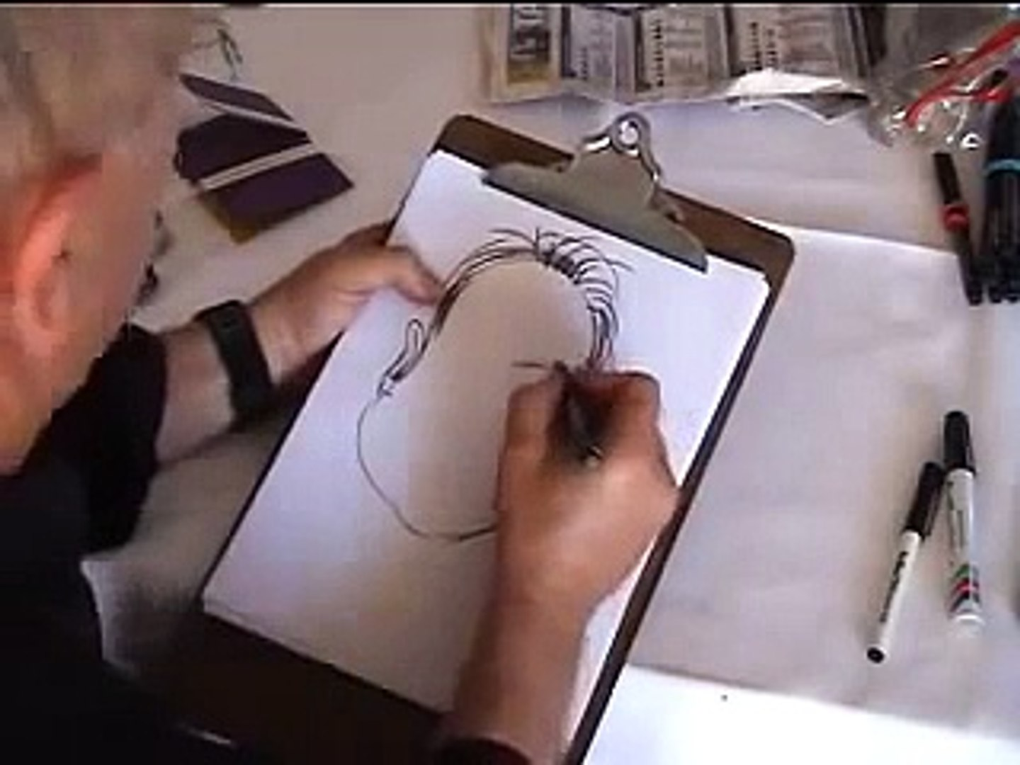 How To Draw Caricatures - Learn To Draw Caricatures