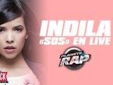 """Indila """"S.O.S"""" en live dans Planète Rap"""