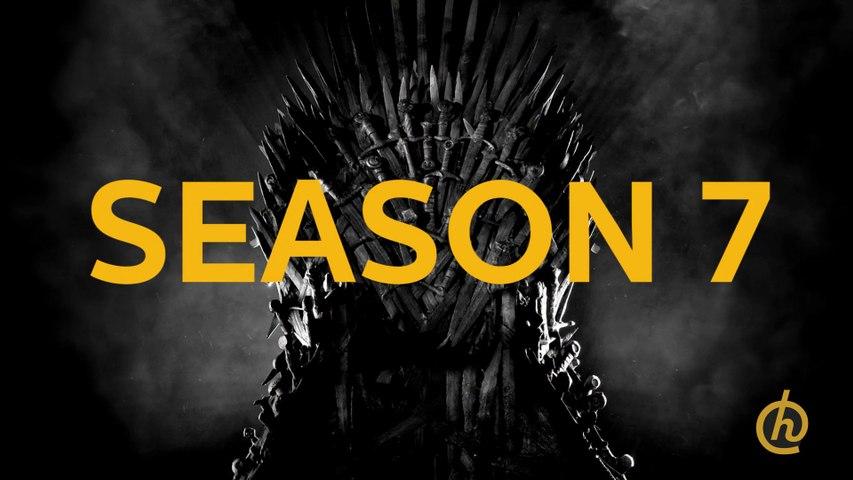 HBO Announces Game of Thrones Season7
