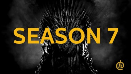 HBO Announces Game of Thrones Season 7