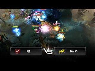 PR vs Na`Vi @ MLG TKO Europe