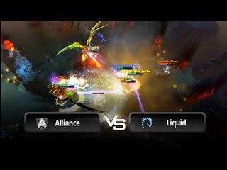 Teamwipe by Alliance vs Team Liquid @ XMG Captains Draft Invitational