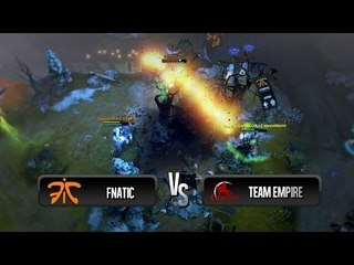 Ownage! by Team Empire vs Fnatic @ D2 Champions League S2