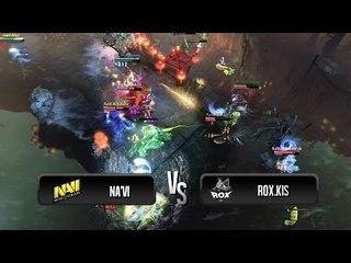 Highlights from Na'Vi vs RoX.KIS @ MLG TKO Europe