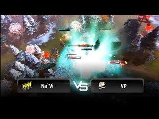 Insane dive by Na`Vi vs VP @ D2CL S2