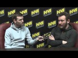 Interview with Na`Vi.Edward about CS:GO (with English subtitles)