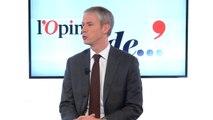 Franck Riester - Présidence de l'UMP : «Ce n'est pas un combat mais une compétition»