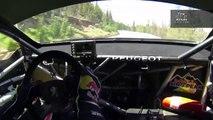 Peugeot Pikes Peak | Caméra embarquée avec Sébastien Loeb et la 208T16 Pikes Peak