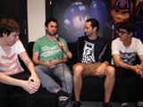 Interview Millenium LoL, Jree, Creaton & Kevin at Gaming House M