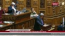 Projet de loi de programmation des finances publiques pour les années 2014 à 2019 - En séance