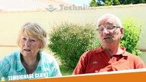 Témoignage de clients Technitoit La Roche sur Yon après la rénovation de leur toiture