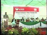 KIHD- Foundation Stone laying Ceremony, 9 January 2004