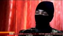 BBC イスラム国に参加希望 - アブ・ハタブ君 (13歳)