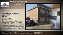 Te koop - Huis / Woning - Geetbets (3450) - 4 kamers - 263m²