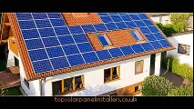 Solar panels installation by installers Blackpool, Lytham St Annes | www.topsolarpanelinstallers.co.uk