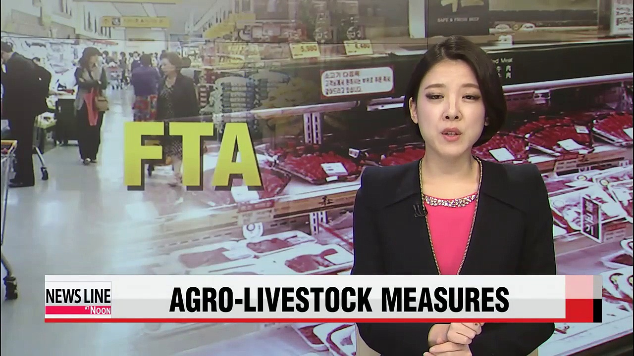 Gov't trying to minimize risks to Korea's agro-livestock sectors incurred from FTAs