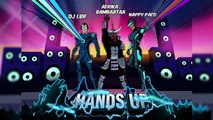 DJ LBR Feat. Afrika Bambaataa & Nappy Paco - Hands Up (Official Video)