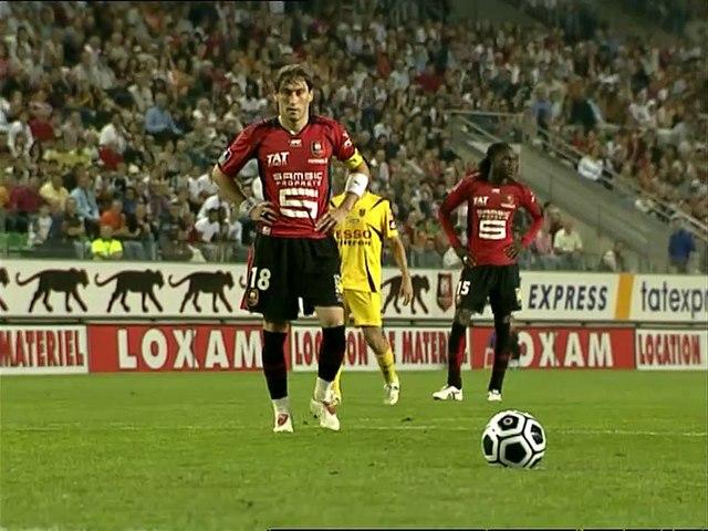09/09/06 : Olivier Monterrubio (62') p. : Rennes - Sochaux (2-1)