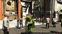 Voilà à quoi ressemble Grand Theft Auto V en vue subjective