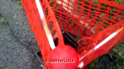 Ancora furti di tombini al viadotto dei presidente nel III Municipio