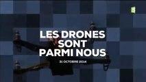 C Dans L'air - Des drones au dessus des centrales nucléaires