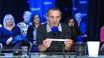 """Elie Semoun au sujet de François Hollande : """" J'ai voté pour le comique ! Je suis solidaire de mes collègues humoristes !"""""""