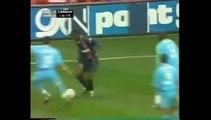 PSG-OM 2002: Ronaldinho le bourreau de l'OM