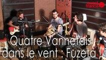 Fuzeta (Vannes) au festival les IndisciplinéEs à Lorient