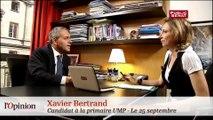 Xavier Bertrand - Nicolas Sarkozy, un affrontement passionnel